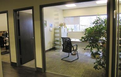 Innovative Open Concept Office Design And Layout.